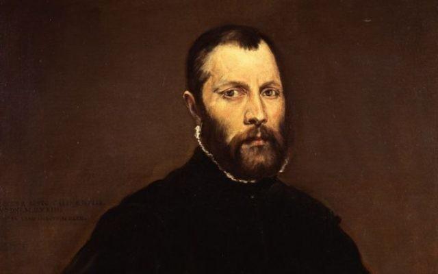 Le tableau d'El Greco 'Portrait d'un Gentleman' a été restitué aux héritiers de son propriétaire originel après avoir été spolié par les nazis pendant la guerre.  (Crédit : Commission pour l'art spolié en Europe)