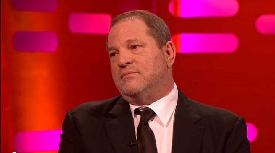 Harvey Weinstein (Crédit : Capture d'écran YouTube)