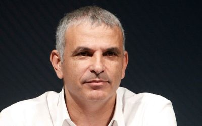 Moshe Kahlon (Crédit : Flash 90)