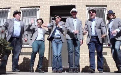 """Capture d'écran d' """"Uptown Passover"""". (YouTube)"""