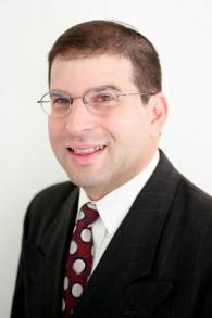 Le rabbin Seth Farber, le fondateur d'ITIM (Crédit : Autorisation)