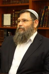 Rabbi Eliezer Schinveld (Crédit : Rachamim Maimon / Meir Harel Hesder Yeshiva CC-BY-SA 3.0)