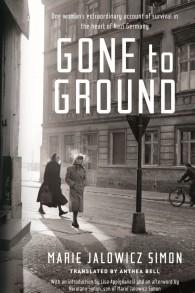 """La couverture du mémoire """"Gone to Ground"""" (Crédit : Autorisation)"""