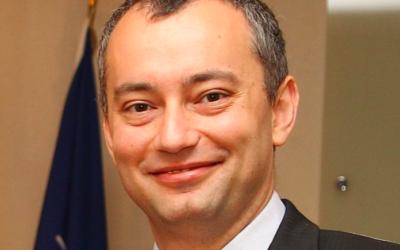 Capture d'écran Nickolay Mladenov (Crédit : Wikimedia commons)
