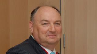 Moshe Kantor, le président du Congrès juif européen (Crédit : Orel Cohen / FLASH90)
