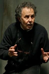 Le cinéaste israélien David Gurfinkel le 21 janvier 2007 (Crédit : Moshe Shai / FLASH90)