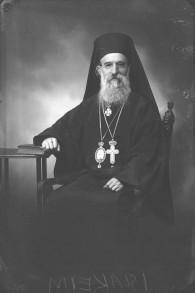 L'archévêque Joachim Alexopoulos a été reconnu par Yad Vashem comme Juste parmi les Nations. (Crédit : DR)