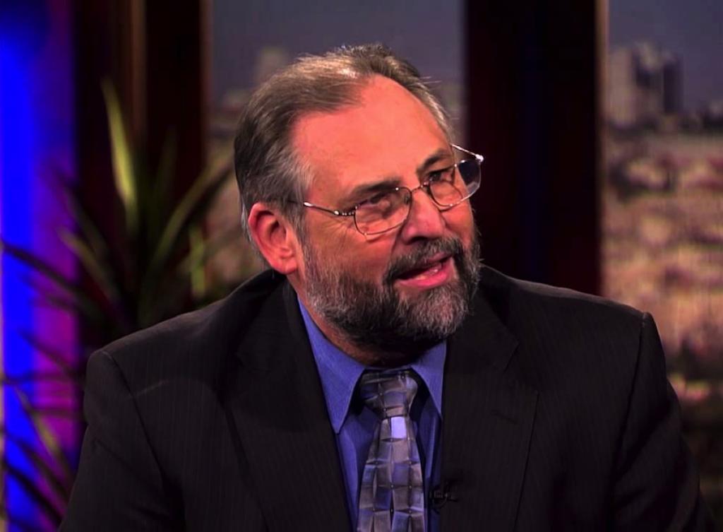 Le pasteur Mark Biltz, celui qui a découvert des liens présumés entre le phénomènes des lunes de sang et le peuple juif (Crédit : Autorisation)