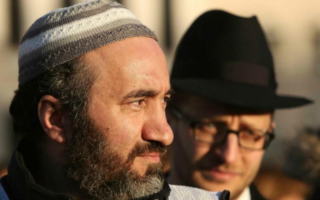 Les Musulmans américains sont censés être plus nombreux que les Juifs américains d'ici l'an 2035, selon une nouvelle étude (Crédit photo: Adam Berry / Getty Images / via JTA)