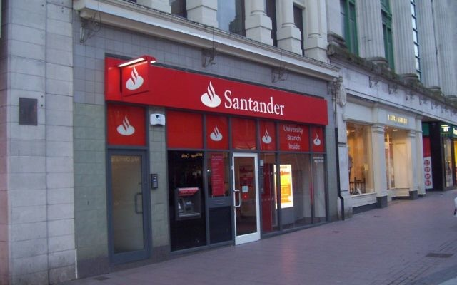 Banque Santander (Crédit : Autorisation)