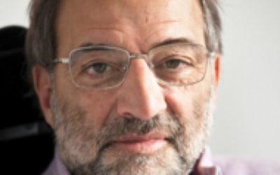Yehezekel Ben-Ari (Crédit : autorisation Patrice Latron / Institut français/INMED Institut de Neurobiologie de la Méditerranée)