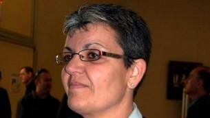 Sima Vaknin-Gil, directrice générale du ministère des Affaires stratégiques. (Crédit : Hidro/CC BY-SA 3.0/WikiCommons)