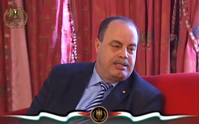Capture d'écran Najem Gharsalli (Crédit : YouTube)