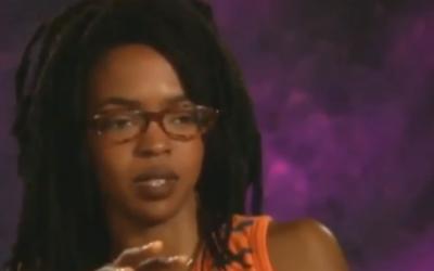 Capture d'écran Lauryn Hill (Crédit : YouTube)