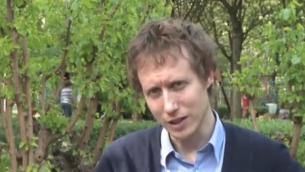 Capture d'écran Laszlo Nemes (Crédit : YouTube)