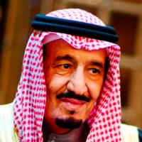 Le roi Salmane ben Abdelaziz ,le 9 décembre 2013 (Crédit : domaine public/Wikimedia commons)