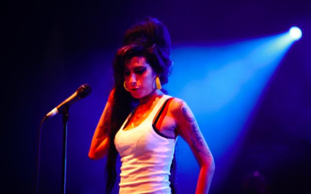 Capture d'écran Amy Winehouse (Crédit : Wikimedia commons)