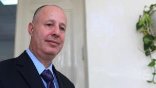 Tzahi Hanegbi, ministre du Likud chargé de superviser une enquête sur l'affaire dite des enfants yéménites. (Crédit : Kobi Gideon/Flash90)