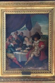 L'Enfant prodigue de Frans Francken III (Crédit : Autorisation de Monument Men Foundation)