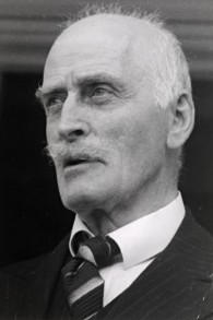 Knut Hamsun (Crédit : Anders Beer Wilse)