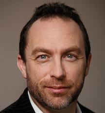 Jimmy Wales (Crédit : Autorisation)
