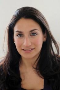 La députée Luciana Berger (Crédit : Emma Baum)