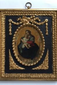 Madonna and Child (ou la Reine Victoria accompagnée de sa fille), (Crédit : Autorisation Monument Men Foundation)