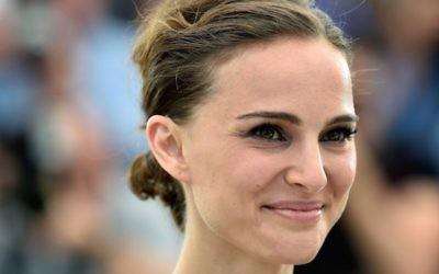Natalie Portman lors de la 68e édition du Festival du Film de Cannes, le 17 mai 2015.(Crédit : JTA/Pascal Le Segretain/Getty Images)