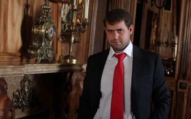 L'homme d'affaire moldave né en Israël Ilan Shor  (Wikimedia/CC0 1.0 Universal Public Domain Dedication)