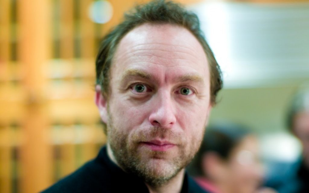 Jimmy Wales  (Crédit photo: CC BY Jol Ito, Flickr)