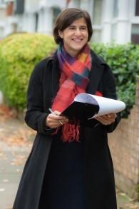 """La candidate travailliste juive Sarah Sackman: """"J'espère représenter les gens de toutes confessions - et sans confession - de façon équitable"""" (Photo: autorisation)"""