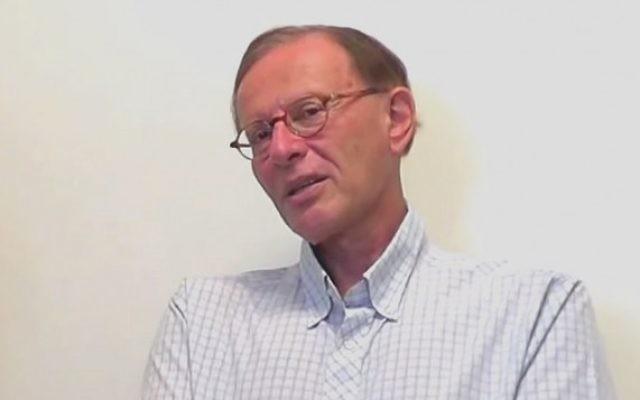 Le Professeur Robert S. Wistrich (Capture d'écran: YouTube)