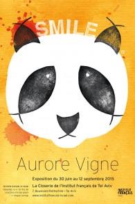 Logo d'Aurore Vigne Smile AFF Web