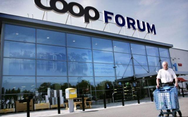 Un magasin Coop en Suède (Photo: Autorisation)