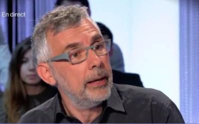 Daniel Schneidermann (Crédit : Capture d'écran YouTube/France 2/Ce soir ou jamais!)
