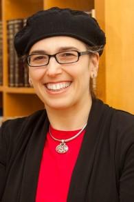 Dina Najman dirige des congrégations orthodoxes depuis 2006 (Crédit : Autorisation)