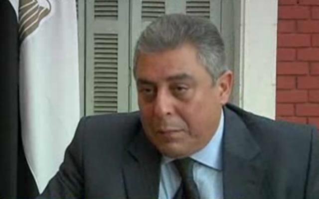 Hazem Khairat (Capture d'écran: YouTube)