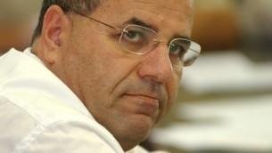 Ayoub Kara, député druze du Likud et vice-ministre en charge de la Coopération régionale. (Crédit : Flash90)