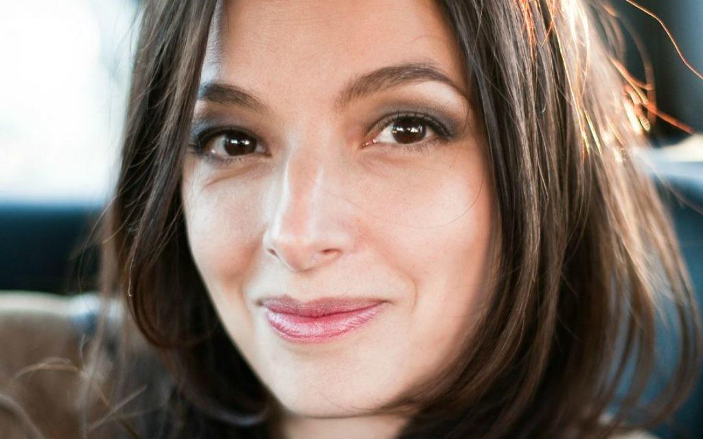 Eliette Abecassis, romancière. (Crédit : autorisation)