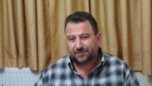 L'agent du Hamas Saleh al-Aruri (Crédit : YouTube)