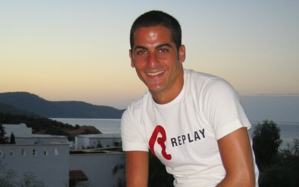 Ilan Halimi, enlevé et assassiné en 2006. (Crédit : autorisation de Stephanie Yin/JTA)