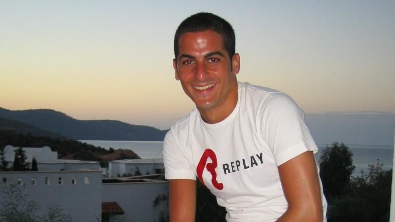 Ilan Halimi, enlevé et assassiné en 2006 (Crédit : Autorisation de Stephanie Yin / JTA)