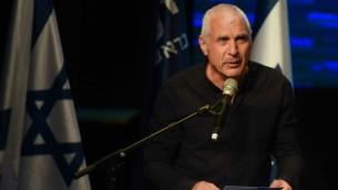 Haim Jelin, député de Yesh Atid. (Crédit : Ben Kelmer/Flash90)
