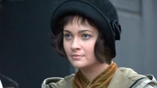 Kristina Schneidermann dans le rôle de Bella Rosenfeld-Chagall dans le film Chagall-Malevitch. (Autorisation de ShiM-Film Pictures)