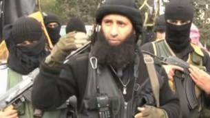 Des combattants du Front al-Nosra en Syrie (Capture d'écran: YouTube / al-Jazeera)