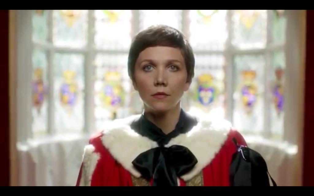 The Honorable Woman - Capture d'écran Youtube BBC - Trailer