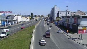 Crédit Wikipédia : La zone commerciale de Bondy/CC BY 2.5