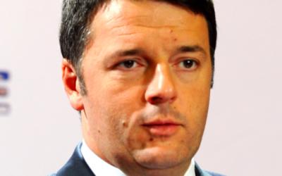 Mateo Renzi (Crédit : wikimedia commons)