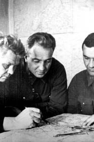 Iakov Kreizer, qui a reçu la médaille du Héros de l'Union soviétique (Crédit : Autorisation)