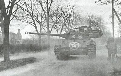 Crédit Wikipédia : Char allemand M18-Hellcat-wiesloch